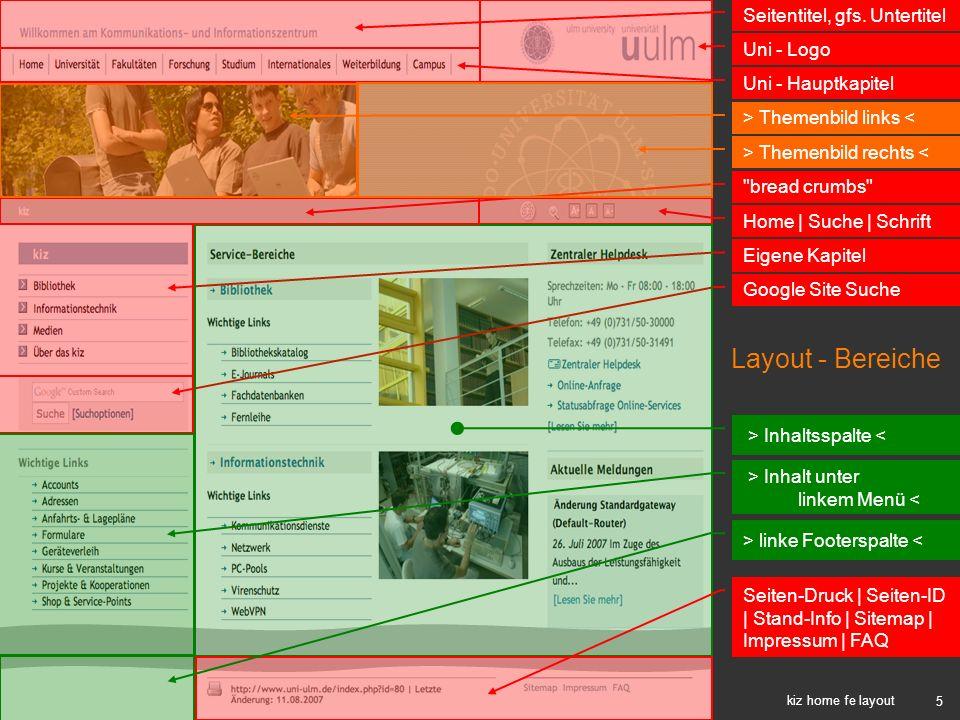 5 Home   Suche   Schrift Seitentitel, gfs. Untertitel Uni - Logo Uni - Hauptkapitel Eigene Kapitel Google Site Suche > Inhalt unter linkem Menü < > In