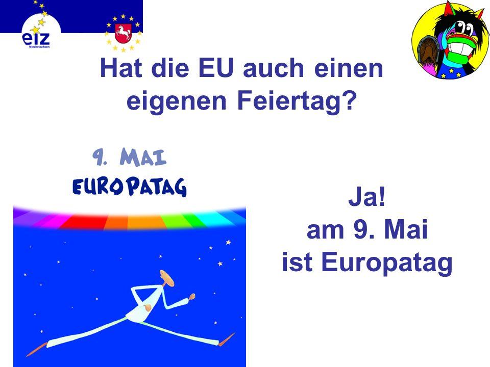 Kennt ihr dieses Lied? Was hat es mit Europa zu tun? Es ist die Hymne der EU!