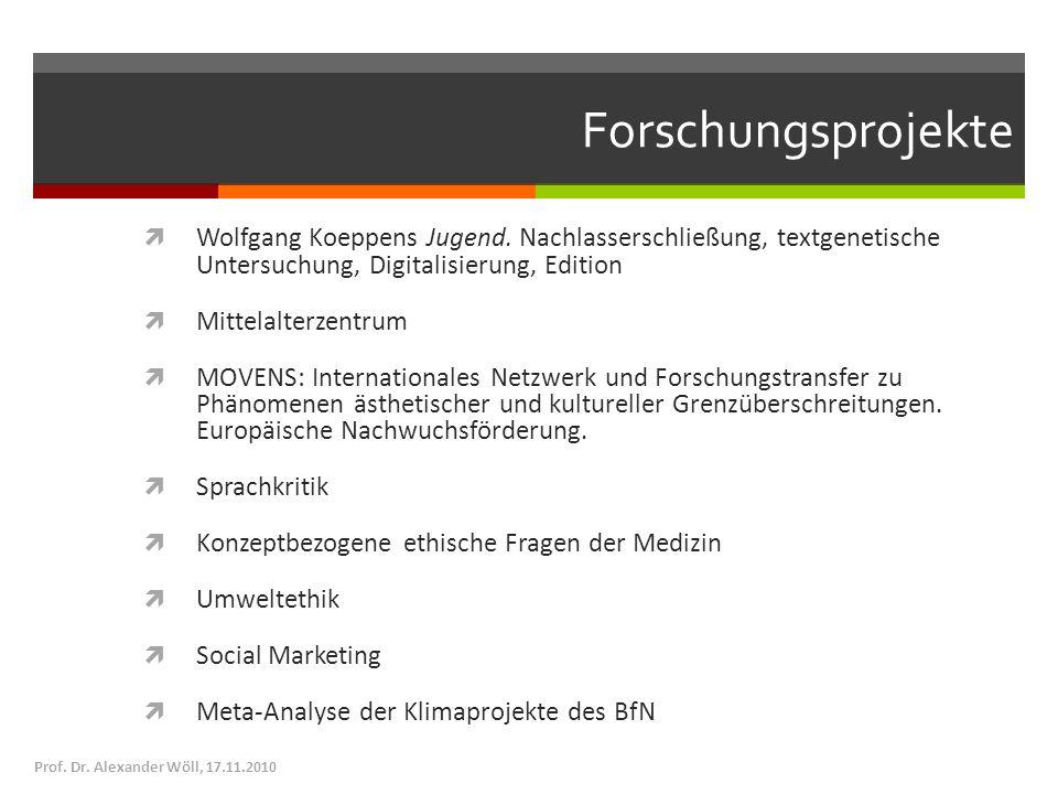 Forschungsprojekte Wolfgang Koeppens Jugend. Nachlasserschließung, textgenetische Untersuchung, Digitalisierung, Edition Mittelalterzentrum MOVENS: In