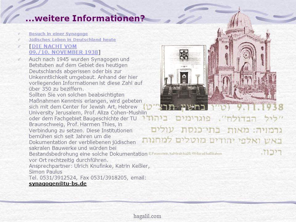 hagalil.com...weitere Informationen.