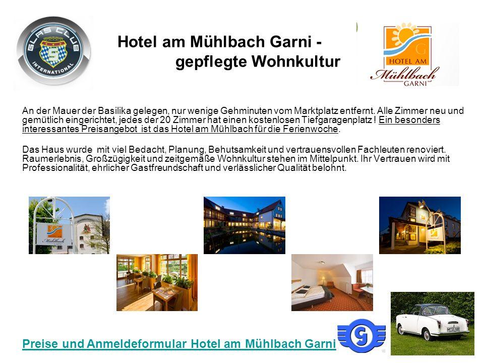 Das Hotel Hirsch in Ottobeuren - unser abendlicher Treffpunkt Veranstaltungssaal - Mitgliederversammlung Direkt am Marktplatz Ottobeuren, die weltberü