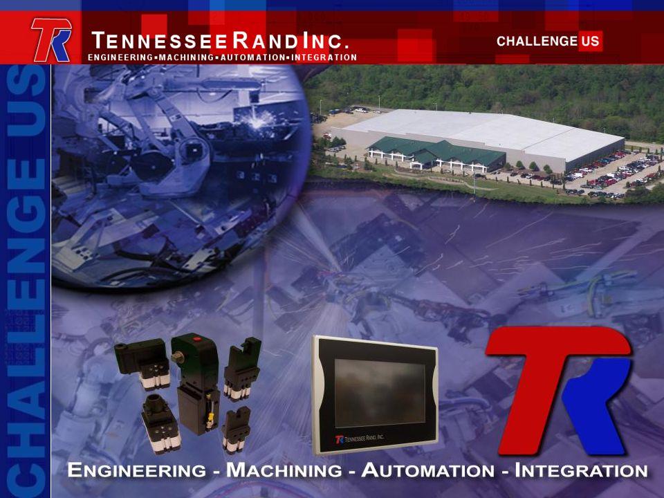 Unser Unternehmen: Tennessee Rand begann in den 80er Jahren als ein lokales Industrieunternehmen zur Unterstützung der Maschinenhalle.