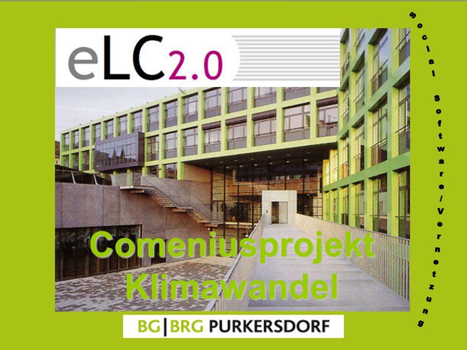 1 Comeniusprojekt Klimawandel