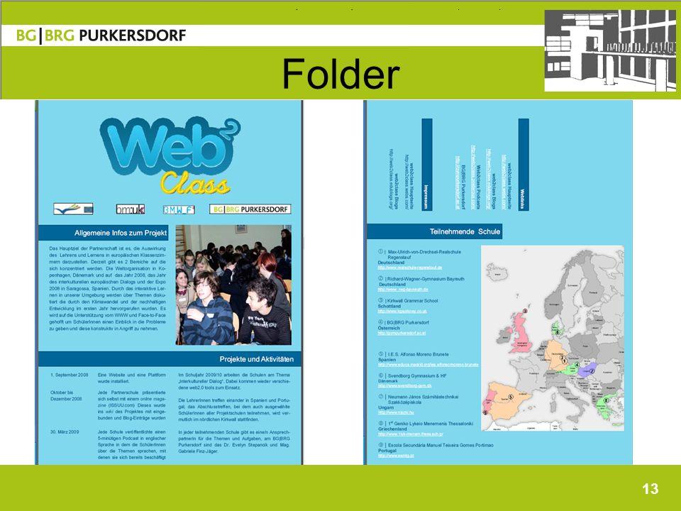 13 Folder