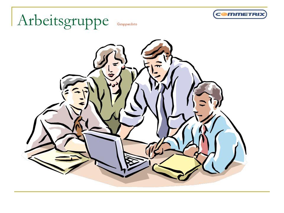 Arbeitsgruppe Gruppenfoto