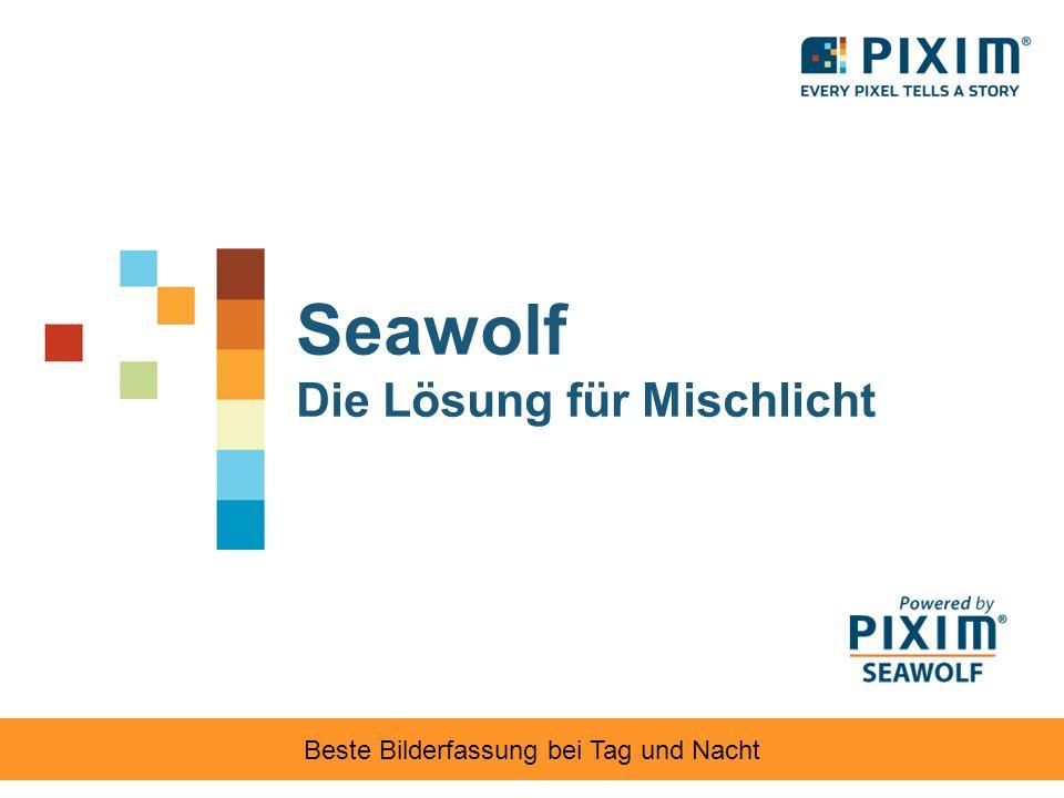 Seawolf Die Lösung für Mischlicht Beste Bilderfassung bei Tag und Nacht