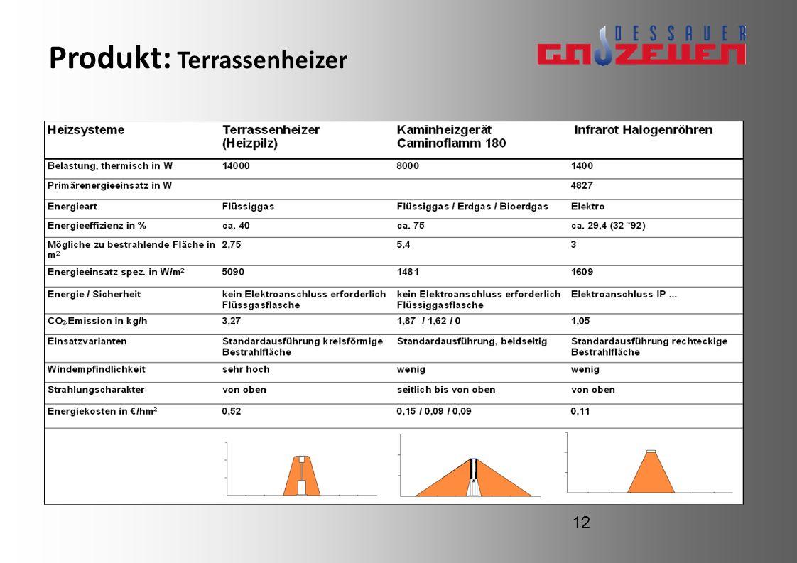 Produkt: Terrassenheizer 12