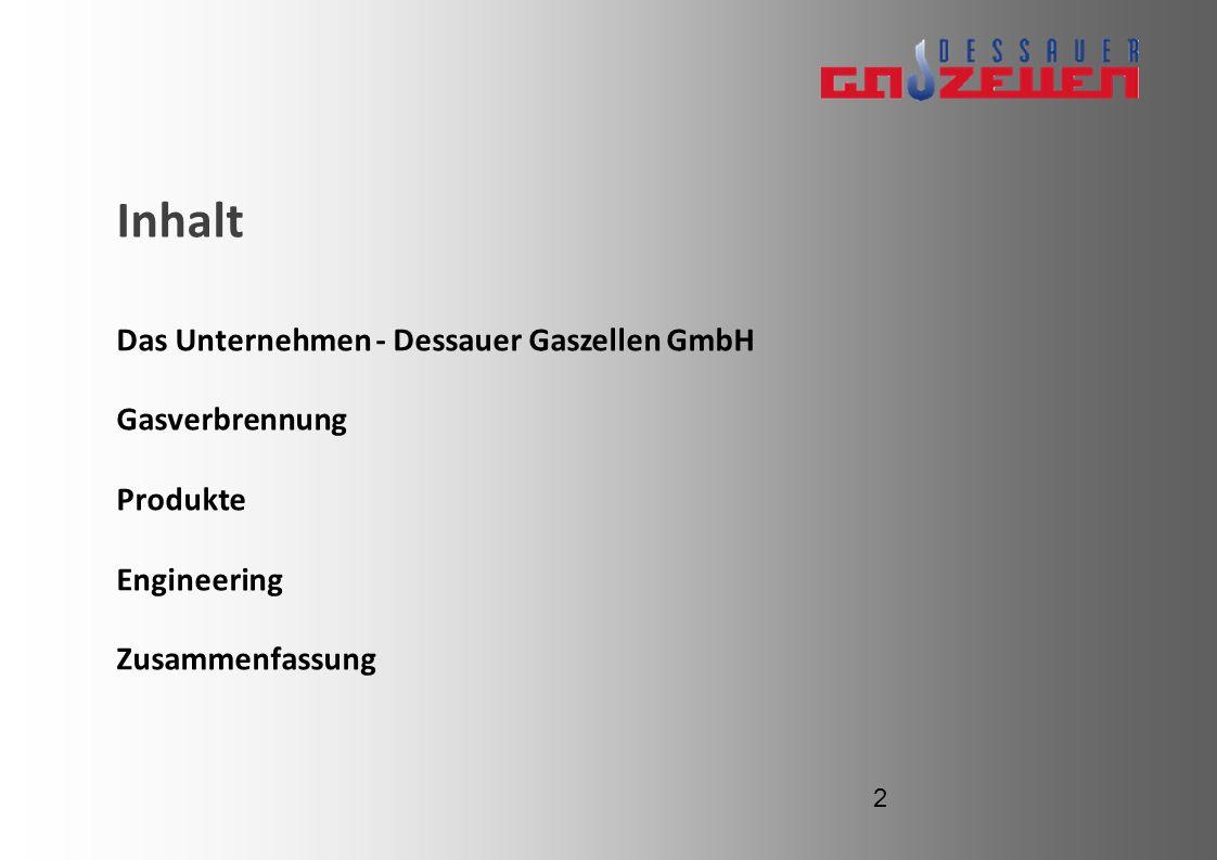 Unternehmen, allgemein Praktische Umsetzung von Innovationen zur Energieeffizienzsteigerung in Verbindung mit der Gasanwendung Firmensitz: Dessau-Roßlau Produkte: Effiziente Gasgeräte und Geräte bzw.