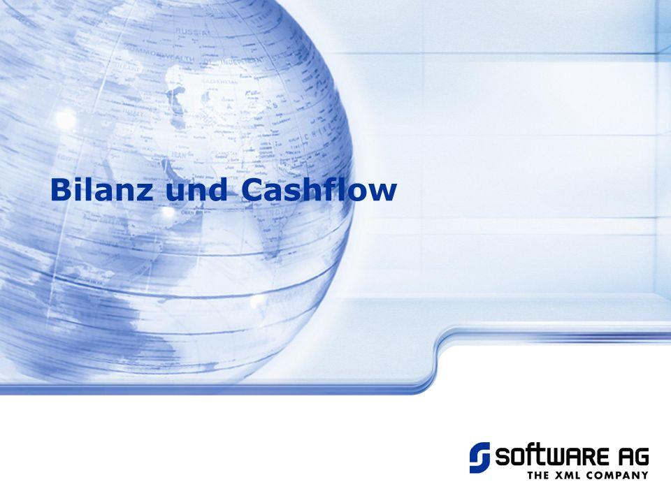 Bilanz und Cashflow