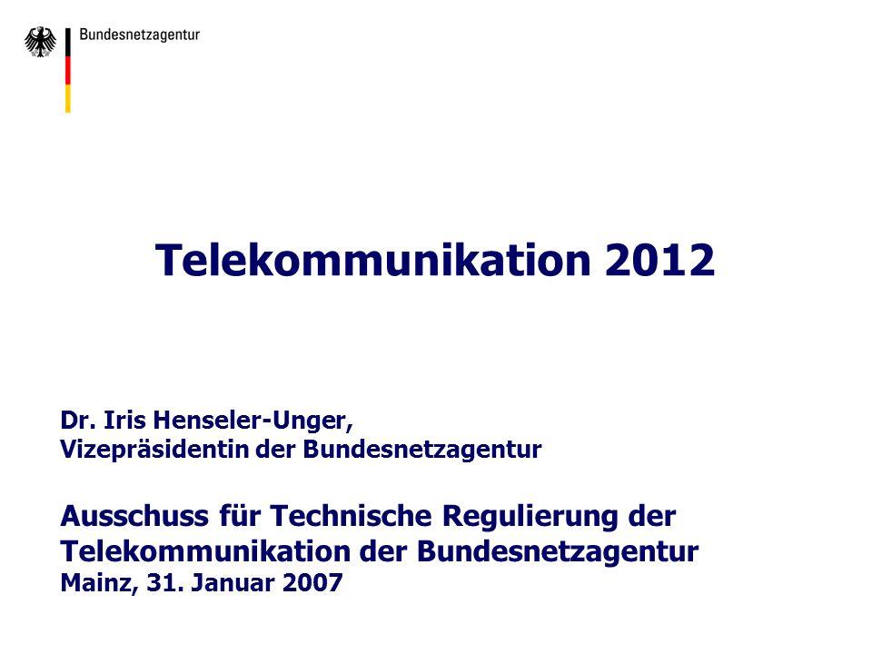 12 Was tut die BNetzA zur Förderung von VoIP.