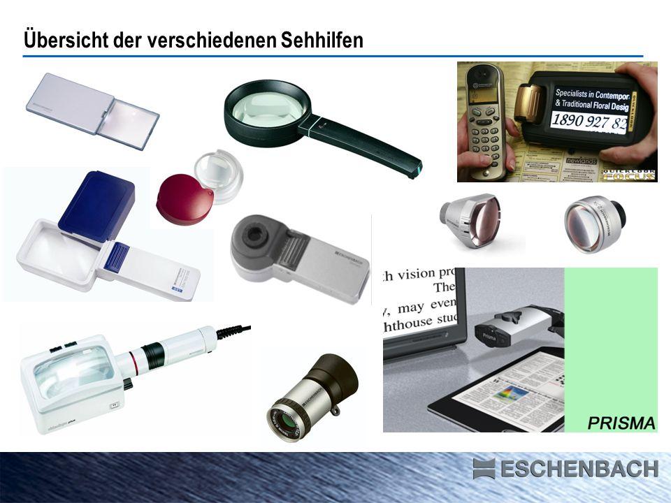 Spezialsehhilfen viso-lux combi-plus Kantenfilter Microlux 6x16Kepler vario-plus MaxTV