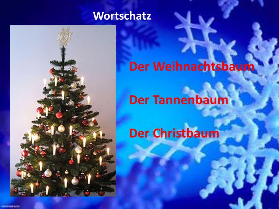 In vielen Familien liest man Weihnachtsgeschichten und singt man Weihnachtslieder.