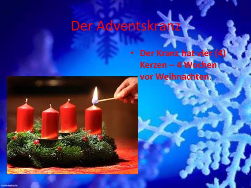 Weihnachtsgeschichte lesen Weihnachtslieder singen