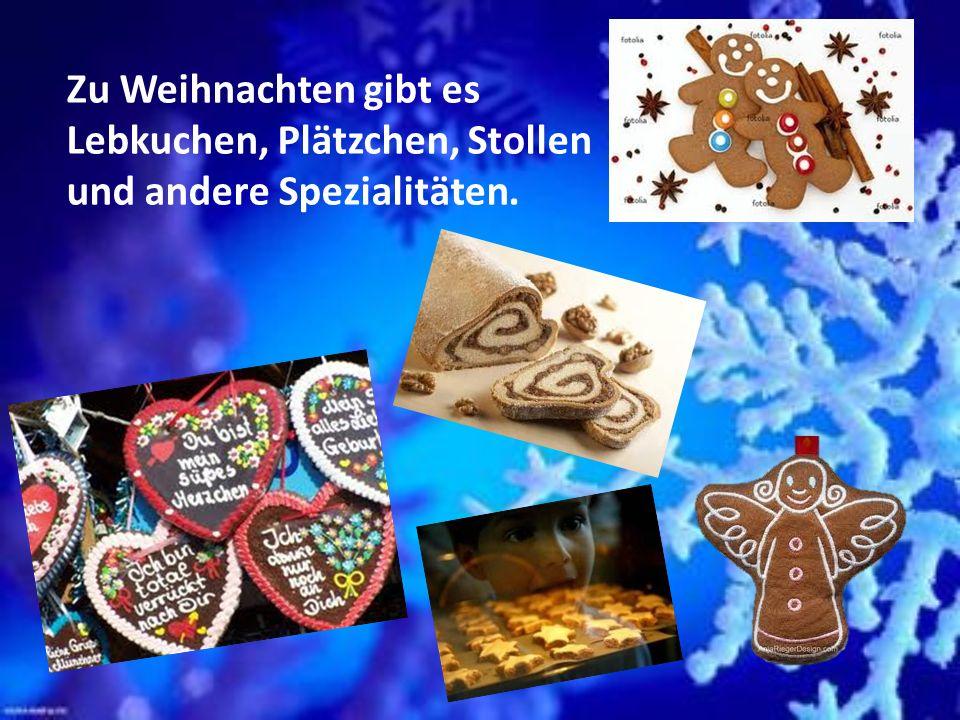 Weihnachten ist der wichtigste Schenk-Tag in Deutschland.