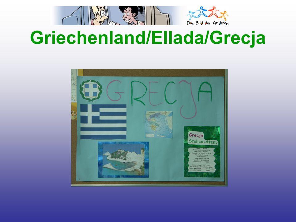 Griechenland/Ellada/Grecja