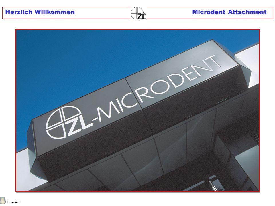 Herzlich Willkommen Microdent Attachment Möllerfeld