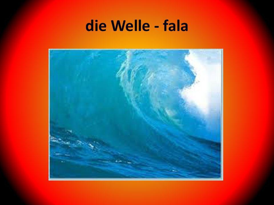 die Welle - fala