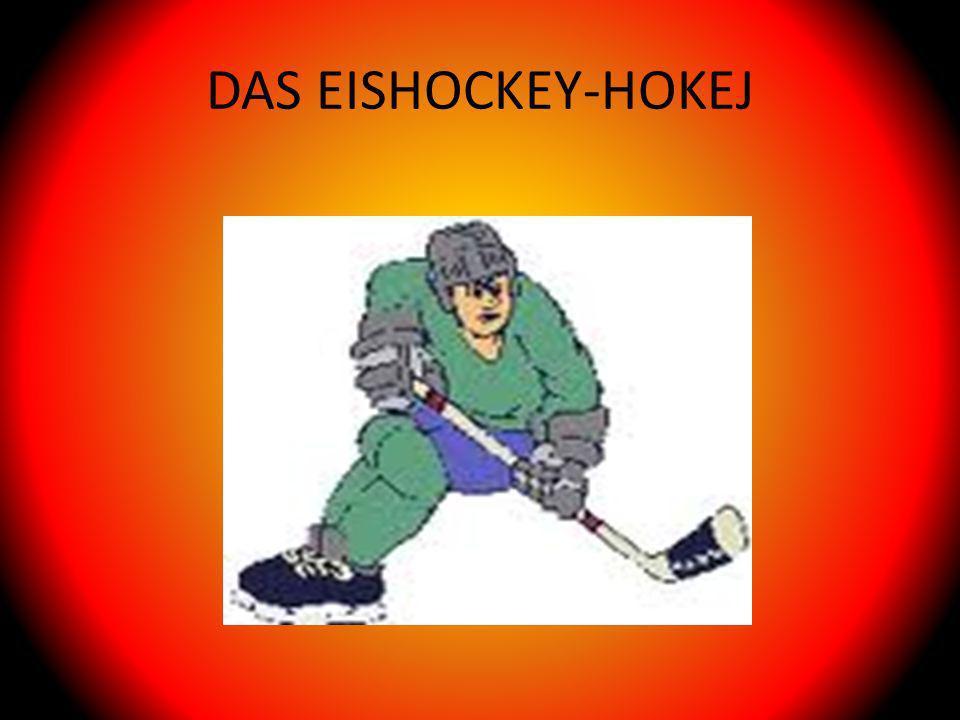 DAS EISHOCKEY-HOKEJ