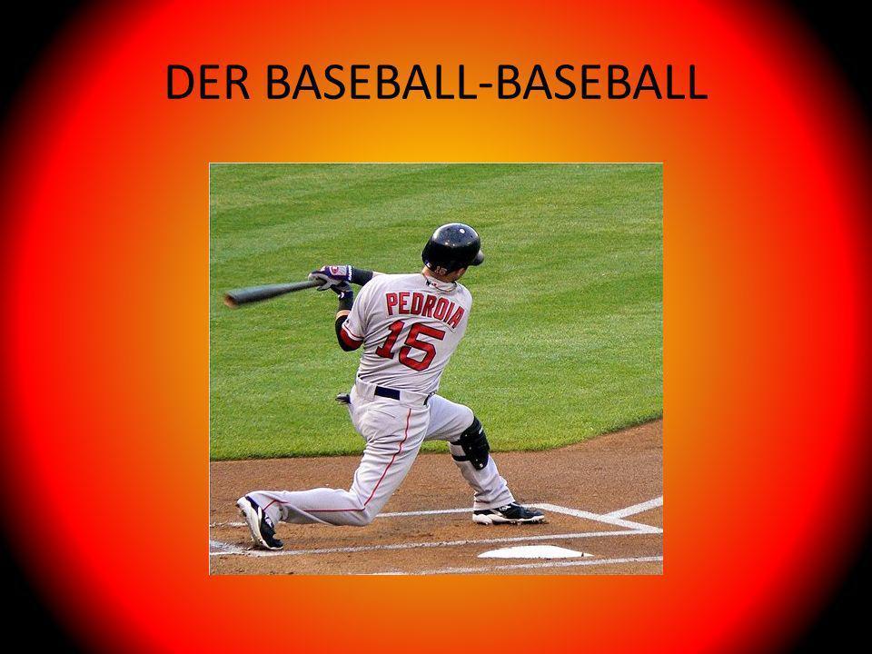 DER BASEBALL-BASEBALL