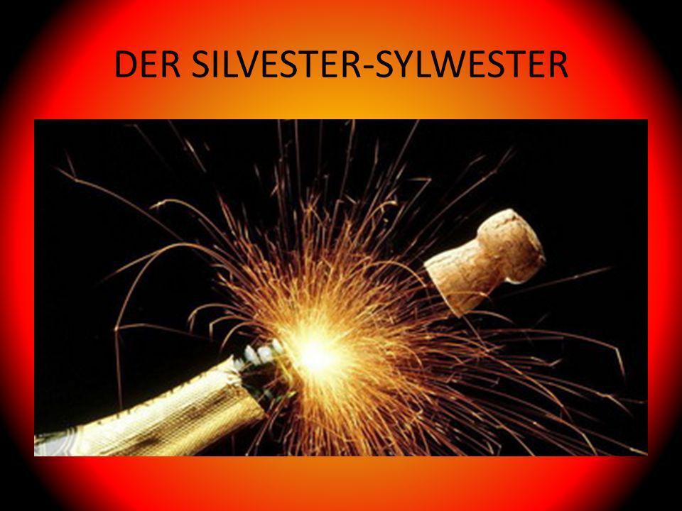 DER SILVESTER-SYLWESTER