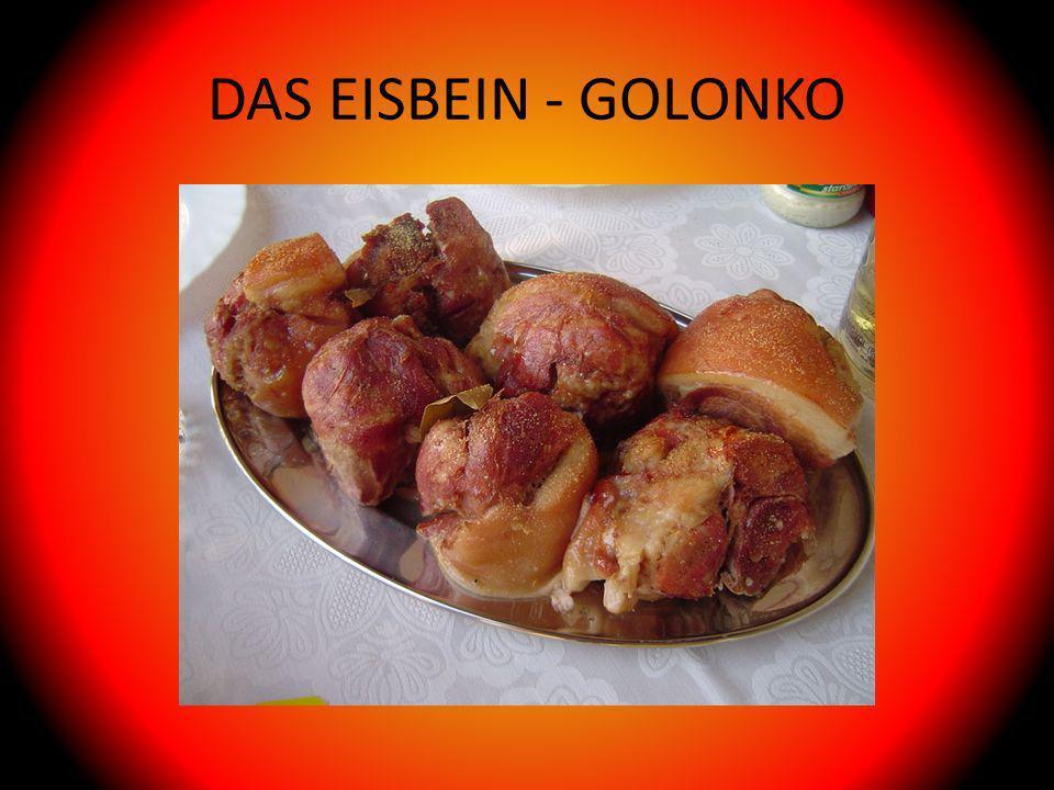 DAS EISBEIN - GOLONKO