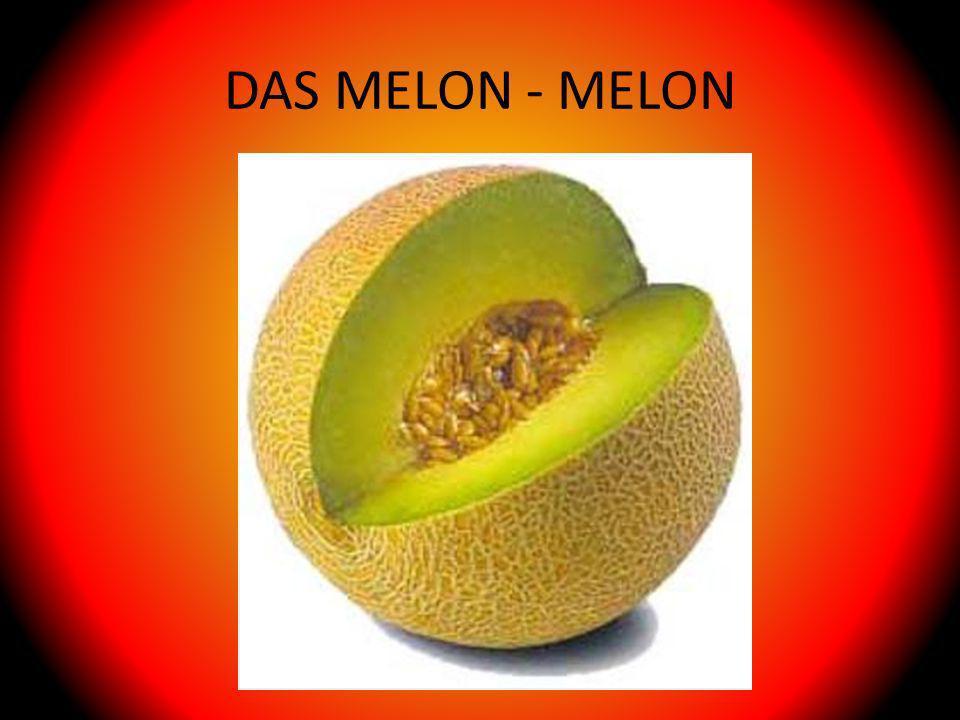 DAS MELON - MELON