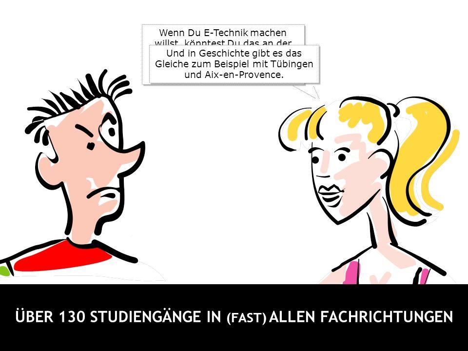 Wenn Du E-Technik machen willst, könntest Du das an der Uni Karlsruhe machen.
