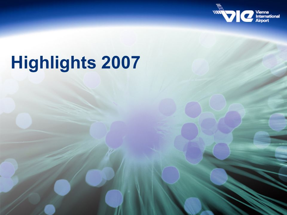 3 Highlights 2007