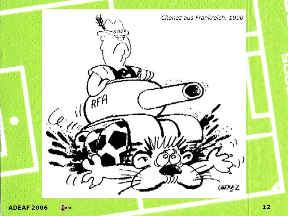 ADEAF 2006 « 12 Chenez aus Frankreich, 1990