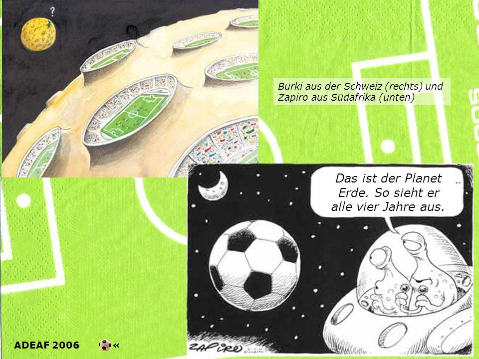 ADEAF 2006 « 6 Egon Kaiser aus Deutschland