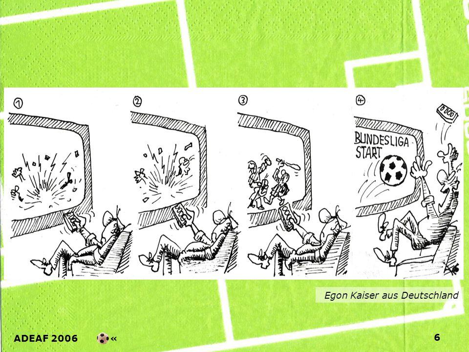 ADEAF 2006 « 7 Zapiro aus Südafrika Moment... Warte mal...... ?