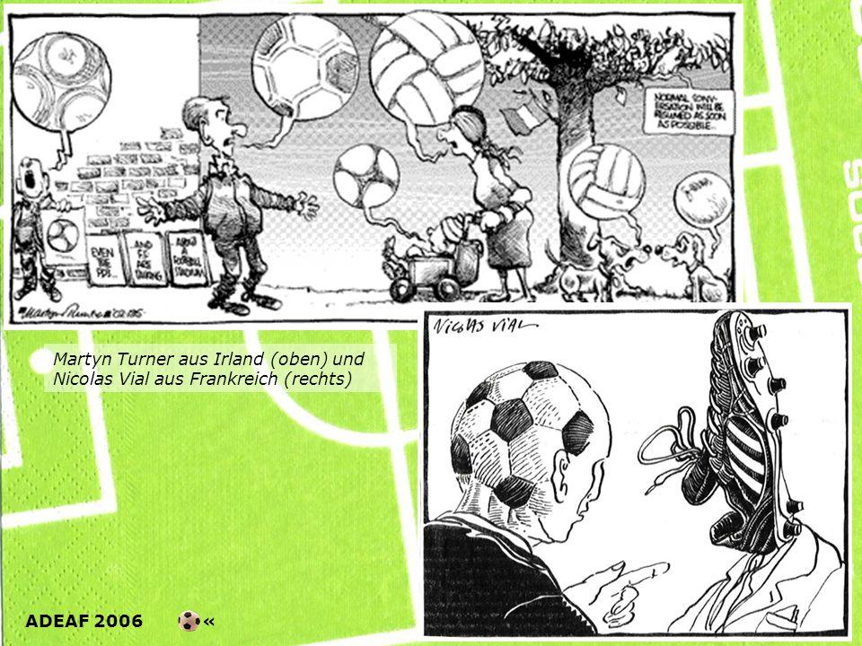ADEAF 2006 « 9 Was bedeutet eine WM für das Gastgeberland?