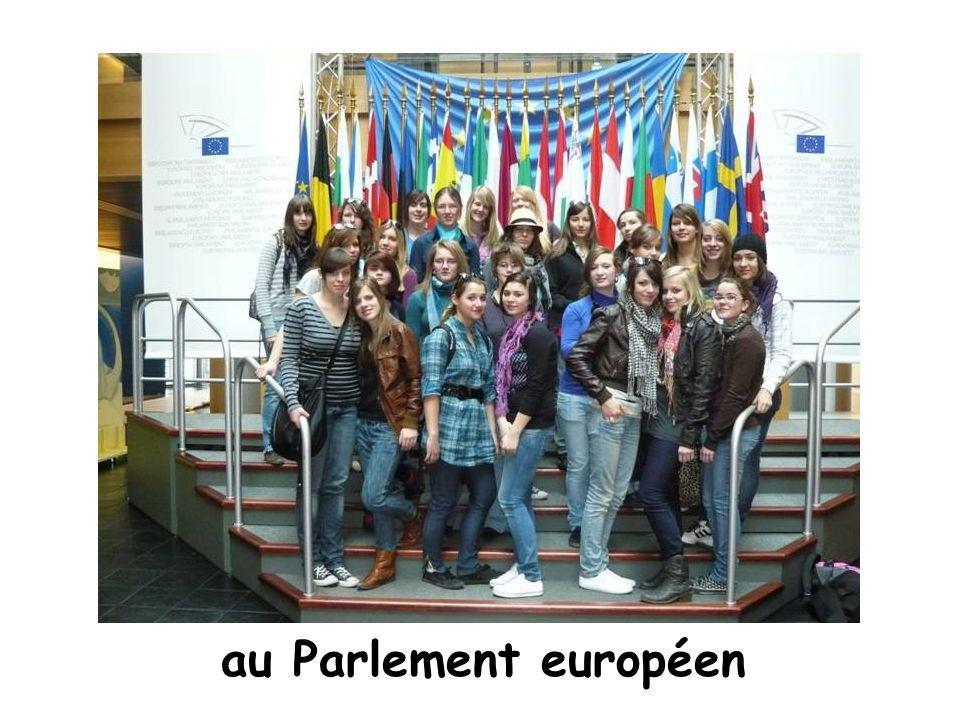 au Parlement européen