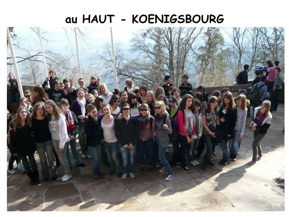 au HAUT - KOENIGSBOURG
