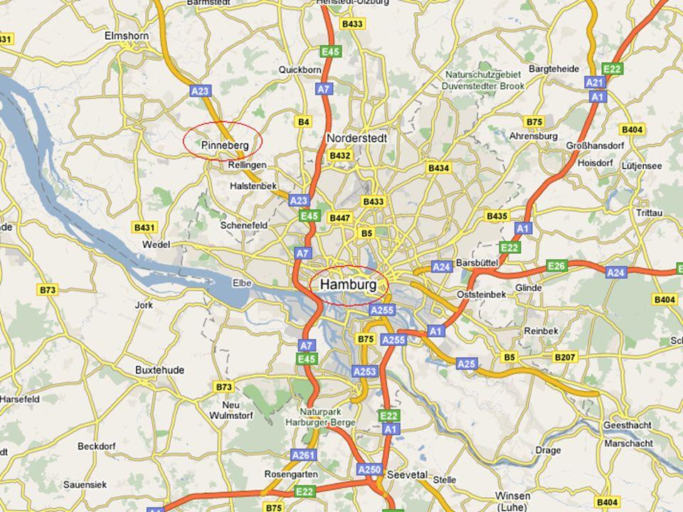 Hamburg Eine große Metropole Une grande métropole allemande