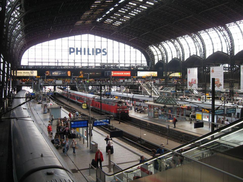 Verkehr - Les transports 5. Flughafen Deutschlands, der älteste in Betrieb 5.