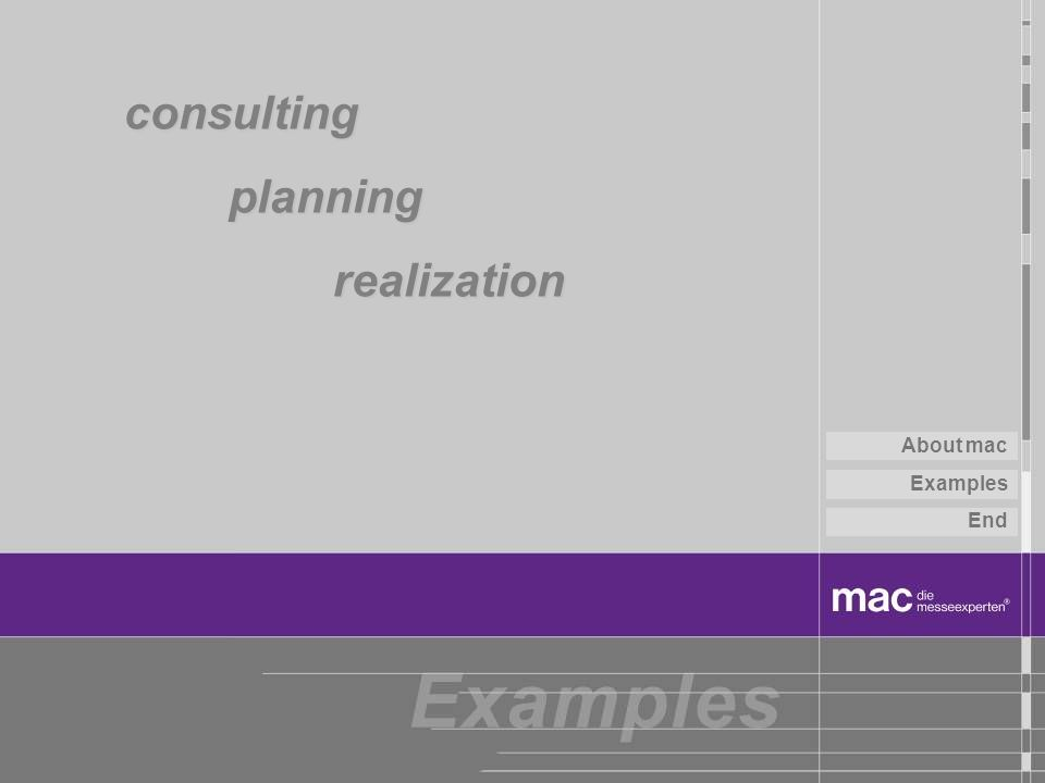 consultingplanningrealization About mac Examples End