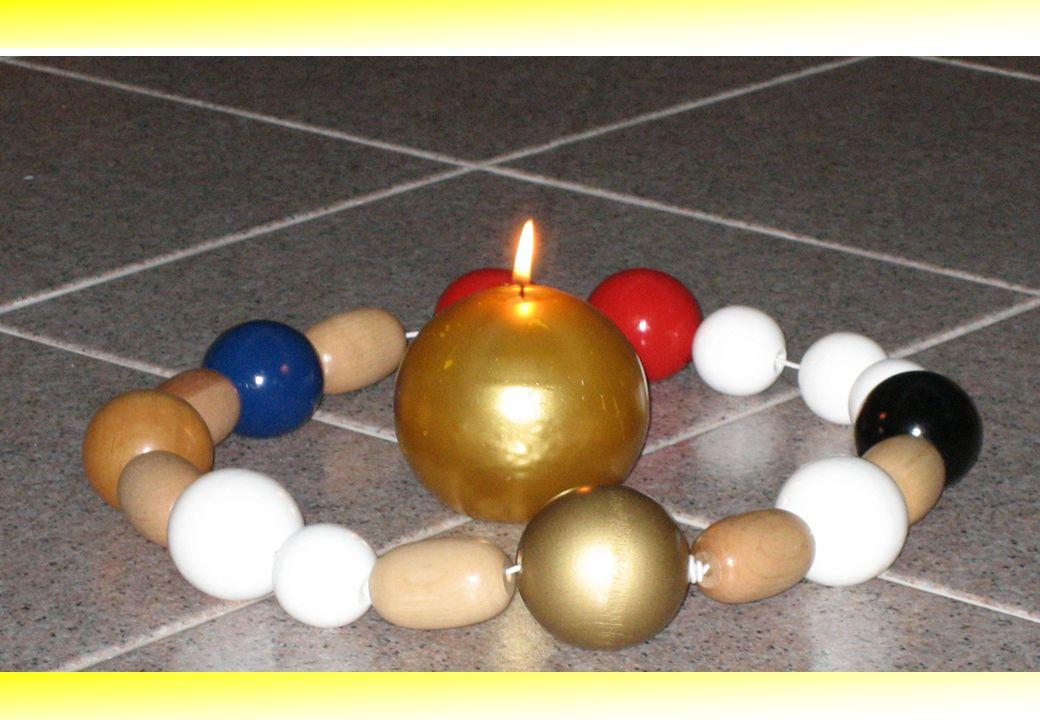 Die Goldene Gottes-Perle Die goldene Perle ist ein Symbol für Gottes Anwesenheit in unserem Leben.