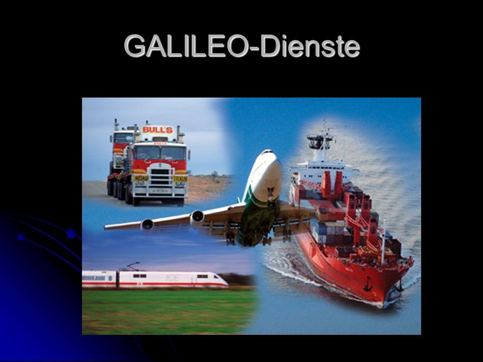 GALILEO-Dienste