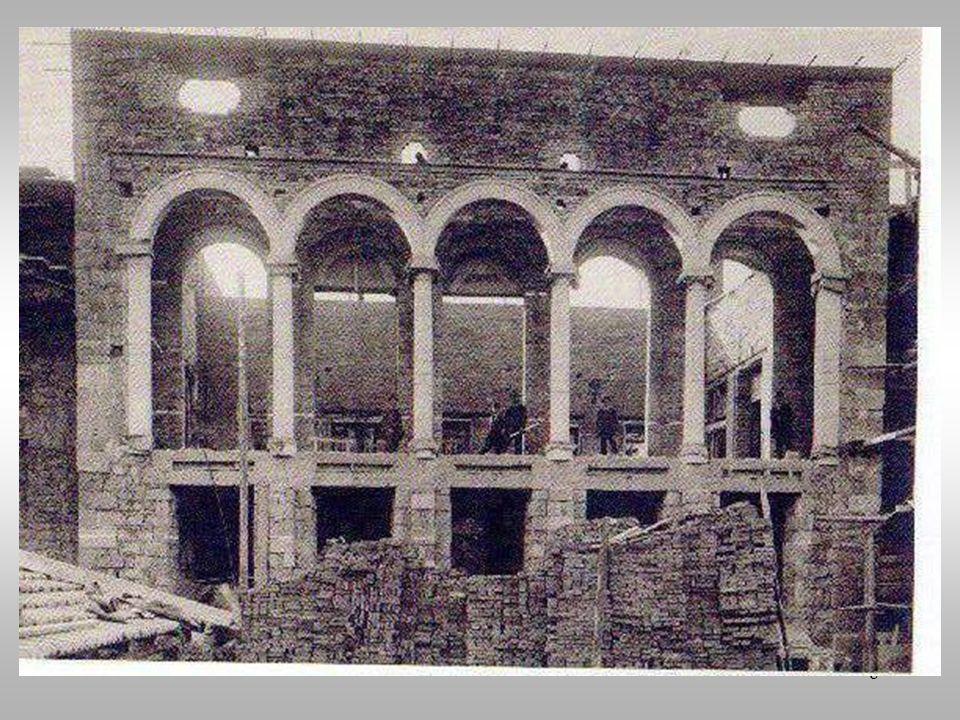 Cesco Baseggio Nello Stadtteather/Teatro Civico recitarono compagnie tedesche e italiane, e attori famosi che proposero commedie, operette, opere liriche.