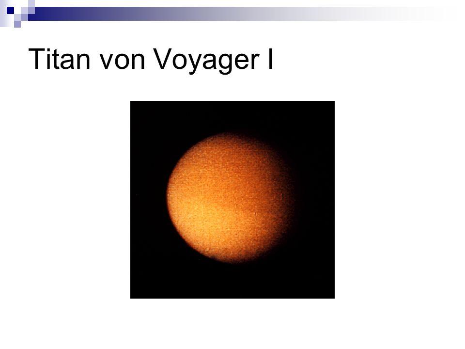 Titan von Voyager I
