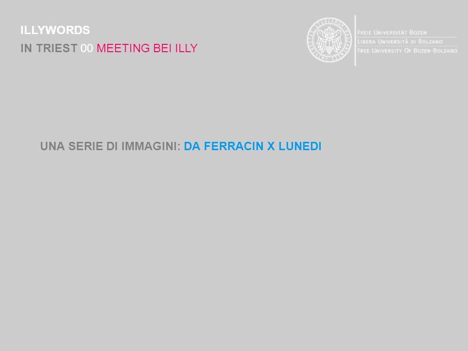 ILLYWORDS DESIGN 01 Illywords Classic MERKMALE DES LAYOUTS Typografisches Raster mit 12 units: mehr Fexebilitaet zum layouten Text und Bild sind integrierter: bessere Interaktion zwischen Text und Bild Variantenreichere typografische Auszeichnunge: verbessert die Lesbarkeit Das Layoutkonzept illywords classic ist ein Redesign des Magazins.