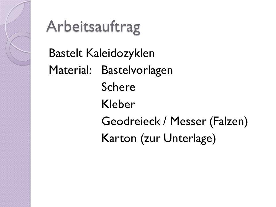 Quellen Berger, P.(2009): Körpergeometrie – Skript zur Vorlesung.