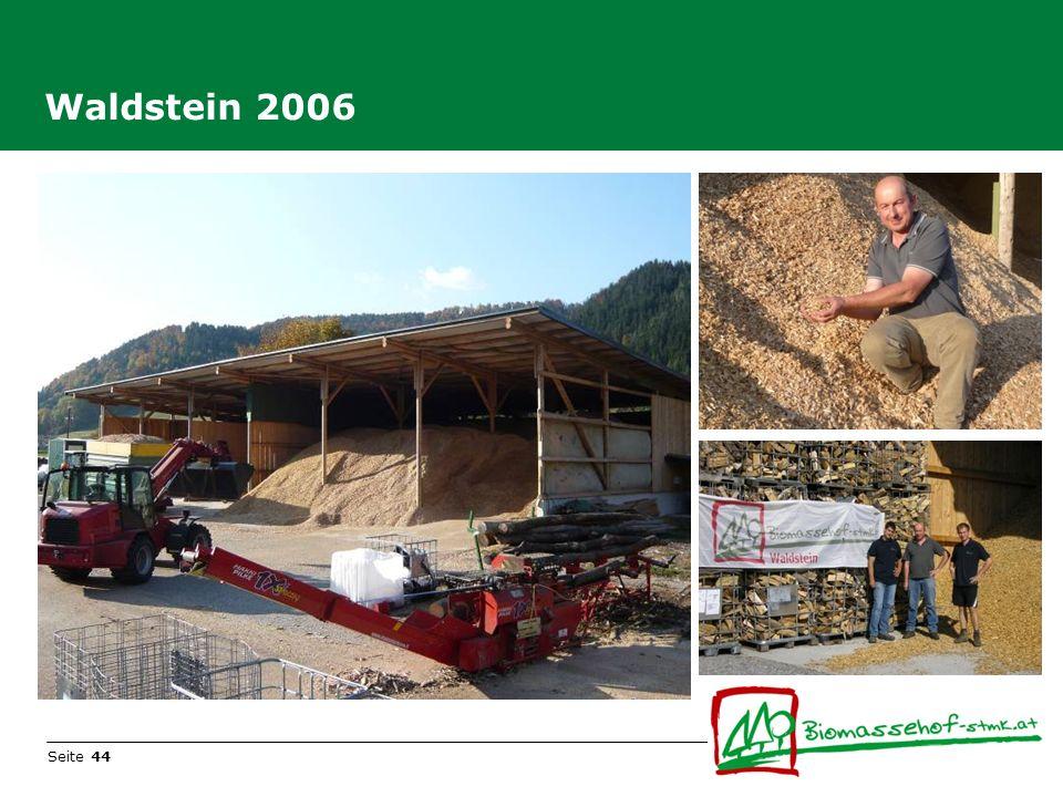 Seite 44 Waldstein 2006