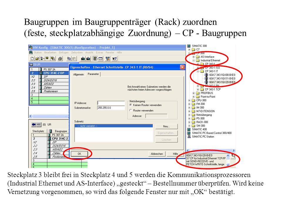 Anwenderprogramm – Kommentare / Einstellungen 1.Einstellungen der unterschiedlichen Ansichten von Symbolen, Operanden,...