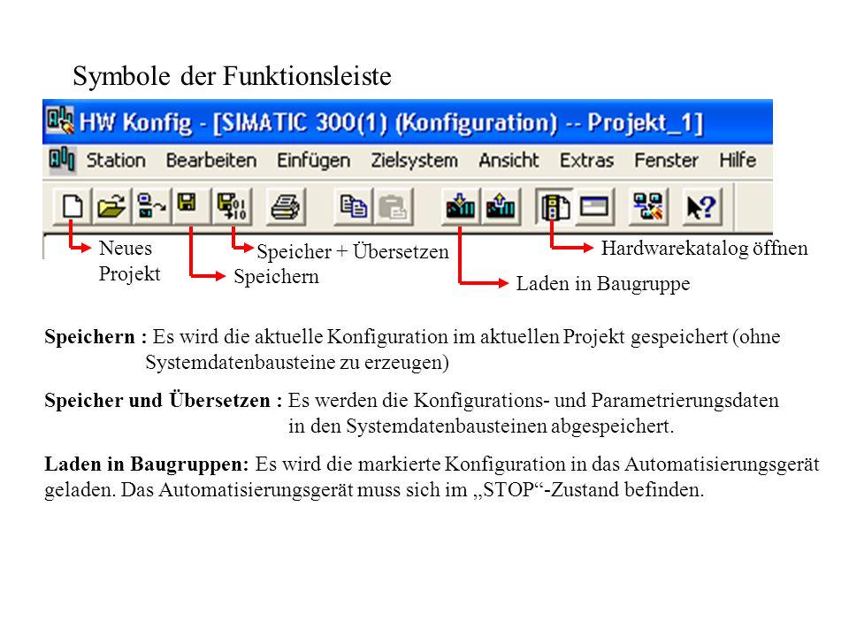 Baustein FC 1 im OB 1 aufrufen Damit der neu erstellte Codebaustein FC 1 in die zyklische Programmbearbeitung der CPU eingebunden wird, muss er im OB1 aufgerufen werden.