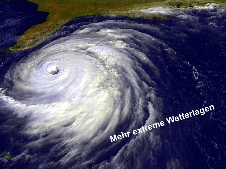 ÖFFENTLICHKEITSBETEILIGUNG www.transportlearning.net Mehr extreme Wetterlagen