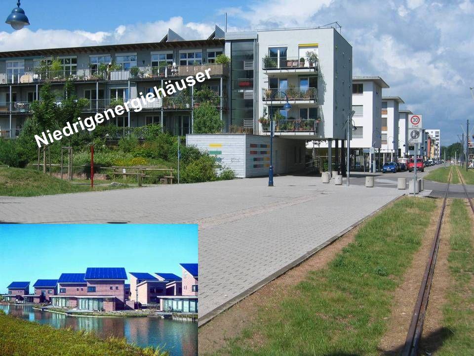 ÖFFENTLICHKEITSBETEILIGUNG www.transportlearning.net Niedrigenergiehäuser