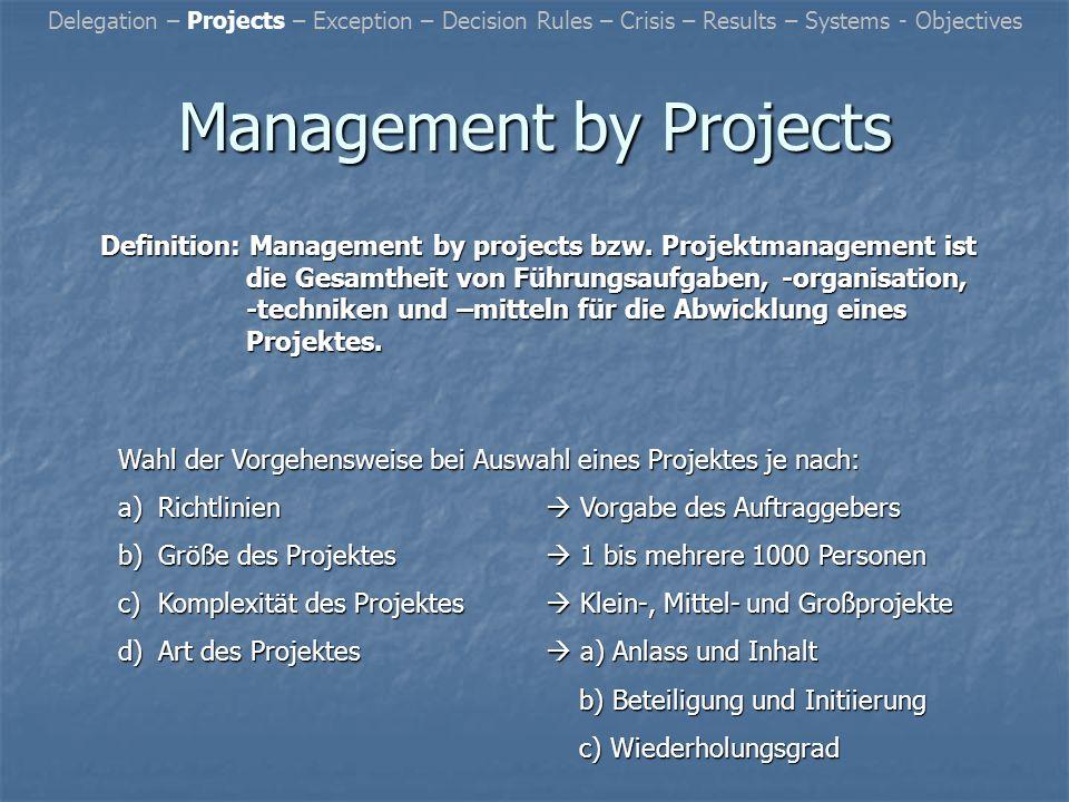 Allgemeines Phasenmodell 1) Projektdefinition 1) Projektdefinition - Projektanalyse, mit Problem- und Potenzialbetrachtung - Zielklärung - Machbarkeitsstudie (z.B.