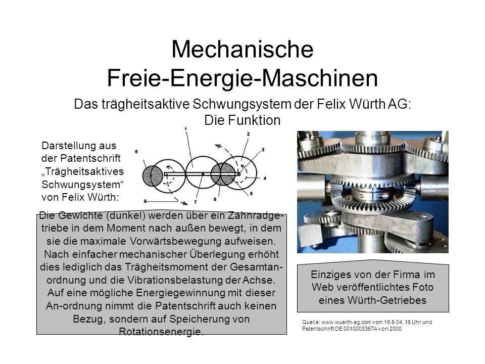 Quelle: www.wuerth-ag.com vom 19.5.04, 16 Uhr und Patentschrift DE 0010003367A von 2000 Einziges von der Firma im Web veröffentlichtes Foto eines Würt